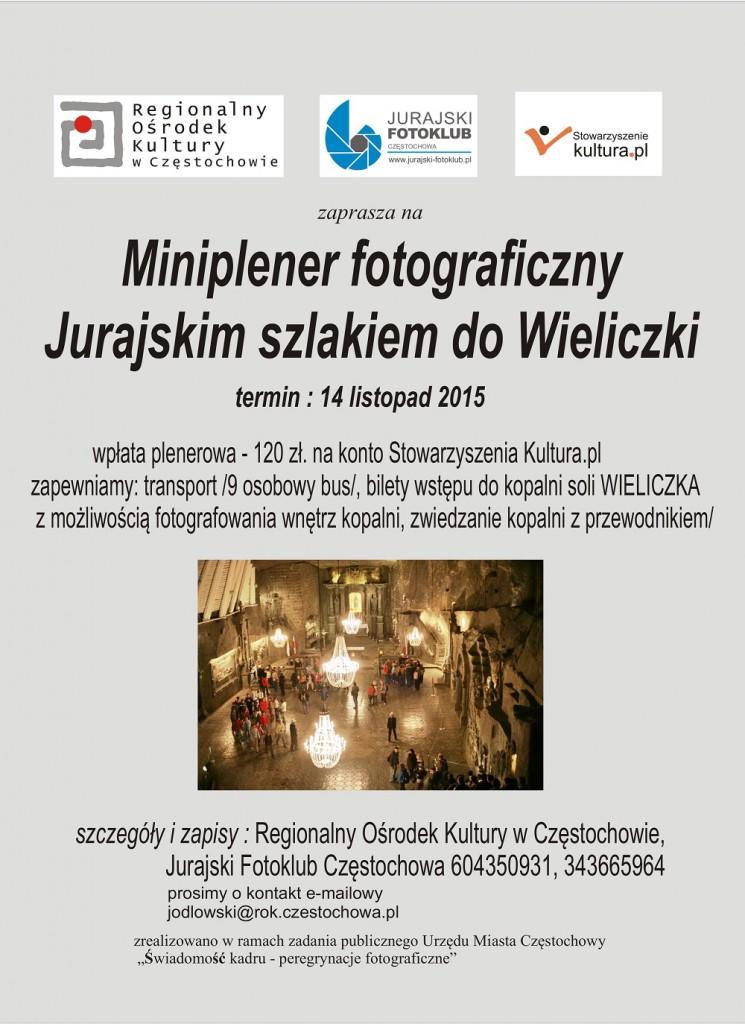 plakatWieliczkam